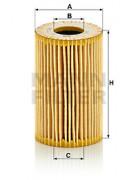 Масляный фильтр MANN HU7008Z