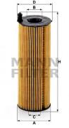 Масляный фильтр MANN HU8003X