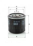 Масляный фильтр MANN W6018