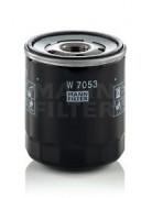 Масляный фильтр MANN W7053
