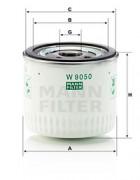 Оливний фільтр MANN W9050