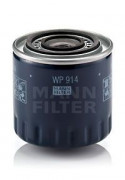 Масляный фильтр MANN WP914