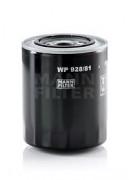 Масляный фильтр MANN WP928/81