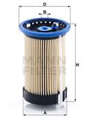 Топливный фильтр MANN PU8015