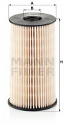 Топливный фильтр MANN PU825X