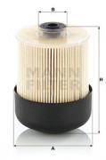 Топливный фильтр MANN PU9009ZKIT