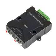 4-х канальный конвертер уровня Kicx HL370
