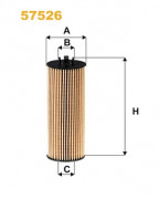 Масляный фильтр WIX 57526