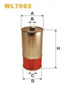 Масляный фильтр WIX WL7003
