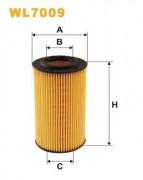 Масляный фильтр WIX WL7009