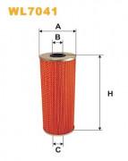Масляный фильтр WIX WL7041