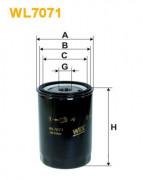 Оливний фільтр WIX WL7071