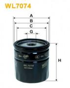 Оливний фільтр WIX WL7074