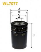 Оливний фільтр WIX WL7077