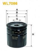 Оливний фільтр WIX WL7086