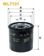Оливний фільтр WIX WL7131