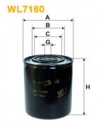 Масляный фильтр WIX WL7160