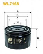 Масляный фильтр WIX WL7168