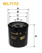 Масляный фильтр WIX WL7172