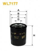 Оливний фільтр WIX WL7177