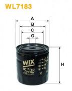 Масляный фильтр WIX WL7183
