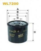 Оливний фільтр WIX WL7200