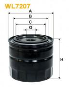 Масляный фильтр WIX WL7207