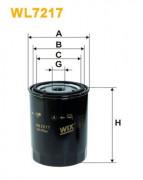 Масляный фильтр WIX WL7217