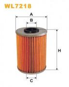 Масляный фильтр WIX WL7218