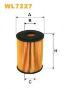 Масляный фильтр WIX WL7227