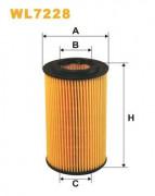 Масляный фильтр WIX WL7228