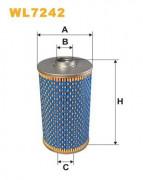Масляный фильтр WIX WL7242