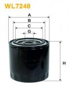 Масляный фильтр WIX WL7248