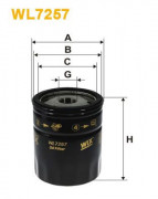 Масляный фильтр WIX WL7257