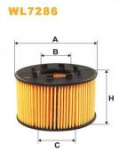 Оливний фільтр WIX WL7286