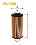 Масляный фильтр WIX WL7288