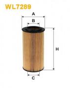 Масляный фильтр WIX WL7289
