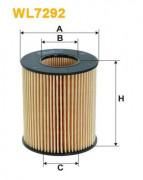 Масляный фильтр WIX WL7292