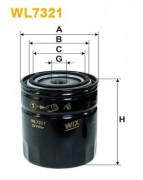 Масляный фильтр WIX WL7321
