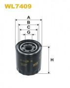 Масляный фильтр WIX WL7409