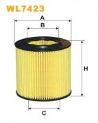 Масляный фильтр WIX WL7423