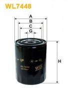 Оливний фільтр WIX WL7448