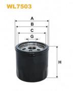 Масляный фильтр WIX WL7503