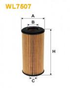 Масляный фильтр WIX WL7507
