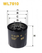Оливний фільтр WIX WL7510