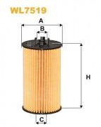 Масляный фильтр WIX WL7519