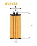 Масляный фильтр WIX WL7522