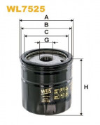 Масляный фильтр WIX WL7525