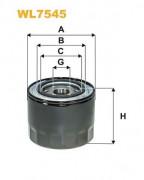 Оливний фільтр WIX WL7545