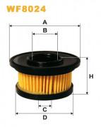 Топливный фильтр WIX WF8024